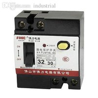 Wholesale AC V Amp s Indicator Light Residual Current Circuit Breaker FLM18L