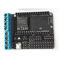 assembled board - emote Control RC Cars NodeMCU ESP wifi module motor shield board L293D for ESP E Remote control smart car f