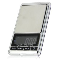 balance scales for sale - 2016 Rushed Hot Sale gx0 g Mini Digital Scale Portable Lcd Display Screen Electronic Balance Pocket Weight Scales for Jewelry Accounter