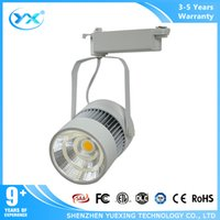 Wholesale Hot selling LED Track light k surface mounted led IP40 track illumination led lighting from yuexingkj