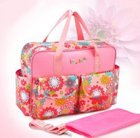 antimicrobial materials - 2016 Shipping Free Antimicrobial Baby Diaper Changing Bag Waterproof Mommy Bag Fashion Nappy Bag With Waterproof Nylon Material