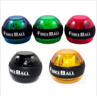 Wholesale Hot Sales Led Lights Power Ball With Retail Package Wrist Balls Powerball