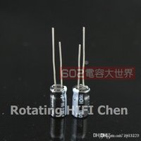 Wholesale kit Sale NICHICON uf v HD x11mm new Aluminum Electrolytic Capacitor Odroid real Sapphire nic v56uf