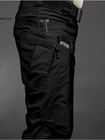 bdu cargo pants - Urban IX7 BDU Tactical Cargo Pants Men Casual SWAT Force Training Multi pockets Trousers Overalls Cotton Sports Military Pant