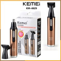 Wholesale Kemei KM Electric Shaving in Nose Hair Trimmer Safe Face Care Shaving Trimmer For Nose Trimer