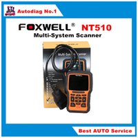 arabic language support - Original Foxwell NT510 Professional Auto Diagnostic Tool Multi System Scanner Support Multi Languages Update Online