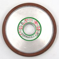 Wholesale Diamond grinding wheel with flat arc measuring and cutting tools