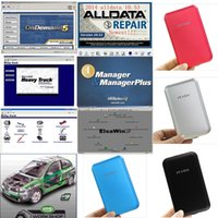 Wholesale 2016 latest alldata and mitchell software auto repair software ATSG vivid workshop ELSA med heavy truck in1 tb hdd