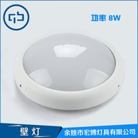 balcony cover - LED ceiling lamps PC circular balcony lamp cover kitchen lamp waterproof balcony ceiling lamps