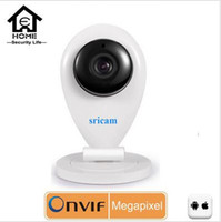baby protection monitor - Mini Wifi IP Camera Wireless P HD MP Smart Camera P2P Baby Monitor CCTV Security Camera Home Protection Mobile Remote Cam