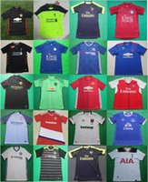 arsenal chelsea - 16 English Premier League Man united Arsenal Liver Man City Chelsea Leicester home away third soccer jersey fans jersey
