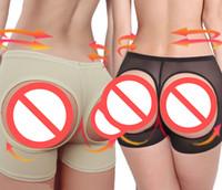 achat en gros de la lingerie des femmes pour les hommes de-Les femmes SEXY BUTT LIFT Body Shaper Lifter Panty Booty Enhancer Booster Ceinturon Lingerie amincissants pour les femmes Fait l'amour de l'oignon Booty Men