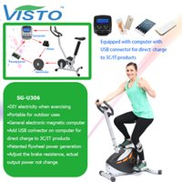 Wholesale Self Generation Upright Bike Magnetic Bike elliptical bike recumbent bike
