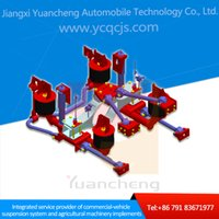 Wholesale Cost effective City Bus Air Bag Suspension Systems