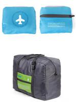 Cheap Travel Luggage Bag Foldable Suitcase Flight Bag Waterproof Buggy Bag Shopping Bag Handbag Trolley Bag for Travel Large Capacity