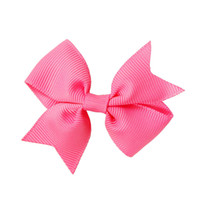american source - Children s hair and hand bowknot hairpin gifts jewelry source of foreign trade export custom card