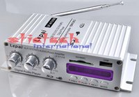Wholesale by dhl or ems Hot sale V WX2 RMS car amplifier Hi Fi stereo amplifier FM CH output Power amplifier