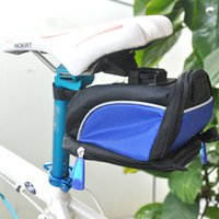 Wholesale New Arrival Roswheel Outdoor Cycling Mountain Bike Bicycle Saddle Bag Back Seat Tail Portable Pouch Package Free Shiping