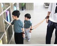 Wholesale Baby Link Wrist Strap Anti lost Kid Safety Adiustable wristband Protect Child outdoor