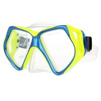 diving equipment - Adult Scuba Diving Mask Goggles Swimming Diving Snorkeling Glass Equipment Toughened Tempered Glass