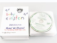 baby minds - Best Selling Baby Einstein DVD Set infant Vedio DVDs Baby Learning DVD Collection Mom Love First Choice Great Mind Star Little Vedio set