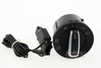 achat en gros de interrupteur des phares automatique-VW OEM Auto Headlight Switch et Sensor Kit Pour VW Tiguan Golf 6 VI Jetta MK5 6 Passat B6 CC, OCTAVIA