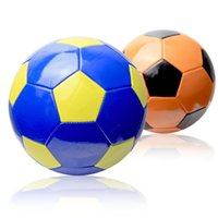 Wholesale Classic PVC SoccerBall Toy Size Football Training Playing Children Game