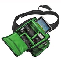 Wholesale NEW Hot Waterproof Camera Shoulder Bag DSLR Case for NIKON D4 D800 D7000 D5100 D5000 D3200 D3100 D3000 D80 High Quality