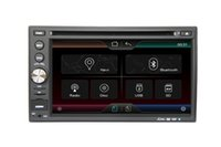Wholesale HOT SALES inches universal car DVD player with RADIO USB SD AUX in BT