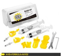 avid code brakes - Bicycle hydraulic Disc Brake Bleed Kit tool For AVID ELIXIR JUICY CODE Formula and Hayes M5 Brake system PRO Class