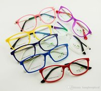 Wholesale High quality Korea light weight nylon eyeglasses frames teenager eyewear students unbrown eyewear super light eyeglasses