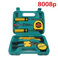 Wholesale 8pcs industry house tools case Manual hardware tools kit