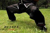 Wholesale Tai chi pants bloomers tai chi clothing trousers tai chi pants chromophous bloomers