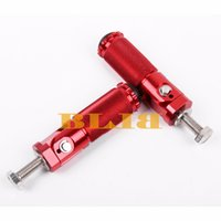 Wholesale CNC Universal Aluminum Motorcycle Folding Foot pegs Rear Set Rest For KTM LC4 Supermoto Duke Duke Adventure R
