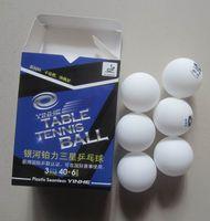 Wholesale Original yinhe new materials poly table tennis ball table tennis ball stars table tennis rackets racquet sports balls