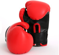 Wholesale price kid PU material boxing gloves child training boxing gloves for children