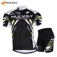 Wholesale New Cycling Jersey Short Sleeves Sets Bike Wear Breathable Bicycle Clothing Riding Clothes Outdoor Sports Exercise