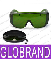 Wholesale 190 nm IPL E light Protective Glasses for beautician use E light Safety Glasses IPL Glasses GLO765