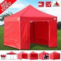 backyard canopies - AbcCanopy x10 AbcCanopy Pop up Canopy Commercial Shelter Backyard Gazebo