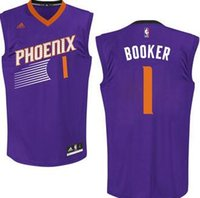 Wholesale Devin Booker Phoenix jersey shirts size S small xl