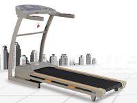 Wholesale Super soft cushion luxury home electric treadmill