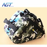 bicycle storage bags - Waterproof Bicycle Bags L Outdoor Front Frame Head Triangle Cycling Storage Pouch Bag Bike Bags Outdoor Accessories