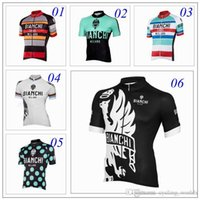 Wholesale 2016 Tour De France Cycling Tops Cycling Jerseys Short Sleeve Top Class Lycra Bicycle Clothing For Men Blue Black Red XS XL