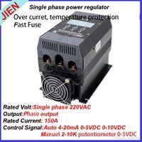 Wholesale adjustable auto protective A VAC phase wire SCR power regulator HNSCR LA DX