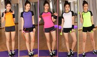 american crew fiber - South Korea s new training suit movement tight short vacation two shorts for running gym suit