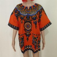 Wholesale 2016 Brand New Traditional African Clothes Vintage Unisex Ethnic Clothing High Quality African Hippie Clothes