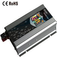 Wholesale 2016 W Power Inverter V V DC AC With USB Charger V Car Chargers Adapter Low High Power Alarm LED Digital Display Voltage