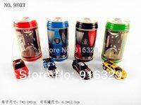 Wholesale coke can car RC MINI CAR color in random