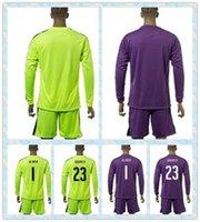 austria products - New Product Uniforms Kit European cup Austria ALMER SOARES Purple Green Goalkeeper Soccer Jersey Long Sleeve futbol Jerseys