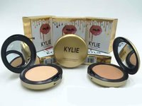 Wholesale kylie jenner face power face profession Cosmetic make up kconcealer colors matte Foundation